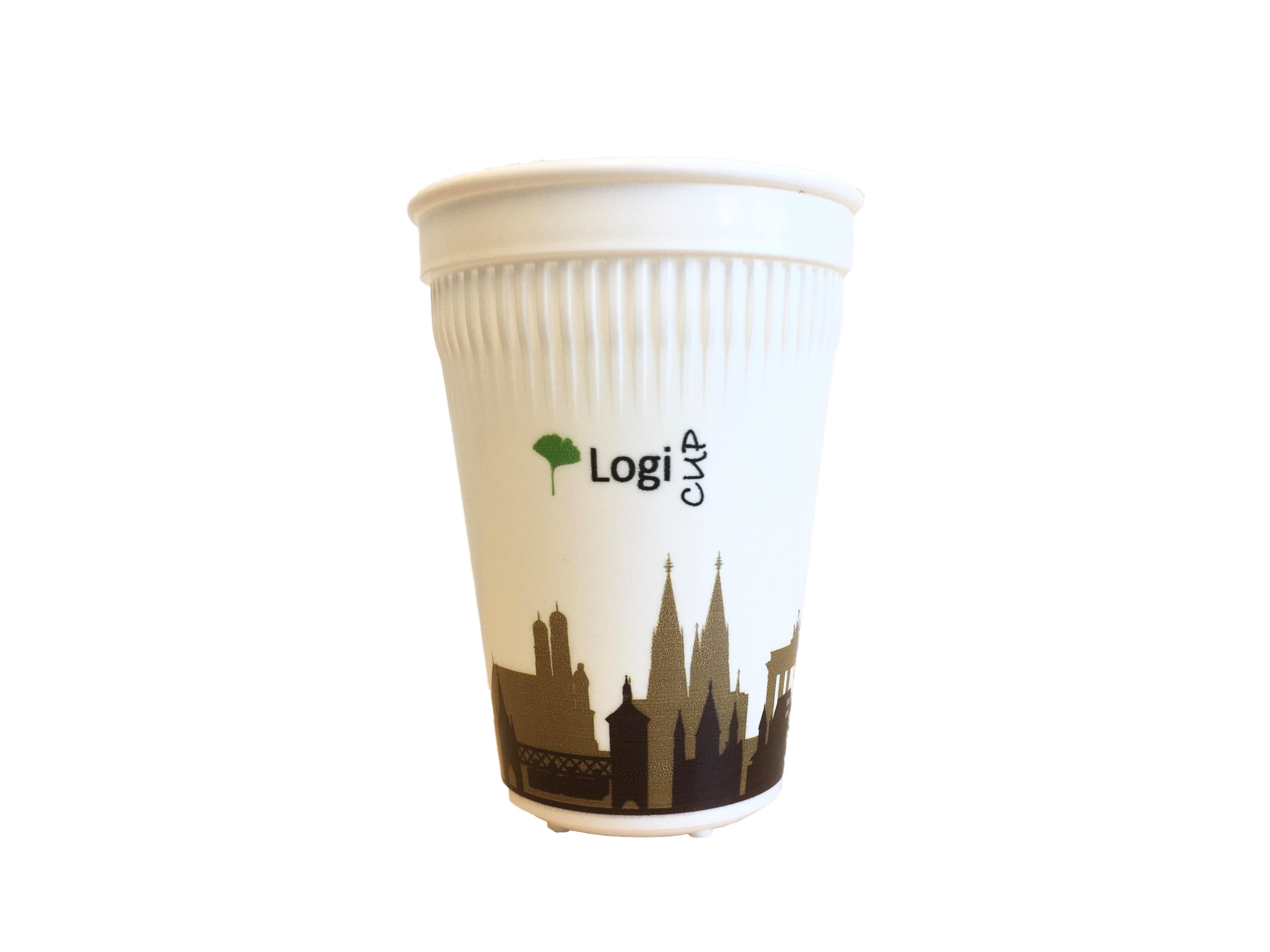 Logi4CUP Mehrwegbecher - Standard-Systembecher